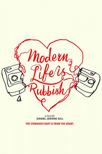 Poster of Modern Life Is Rubbish