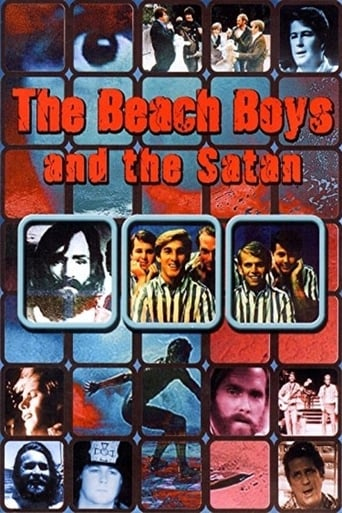 Poster of The Beach Boys and The Satan