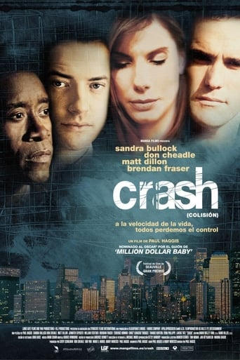 Poster of Crash (Colisión)