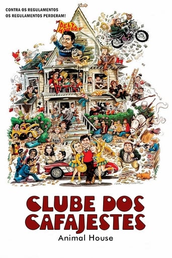 Clube dos Cafajestes - Poster