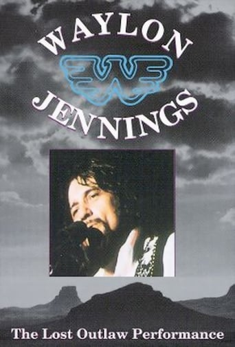 Poster of Waylon Jennings - The Lost Outlaw Performance