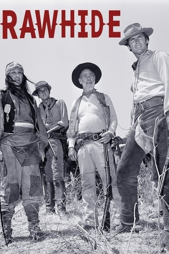 Poster of Rawhide