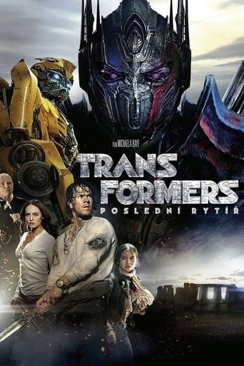 Poster of Transformers: Poslední rytíř