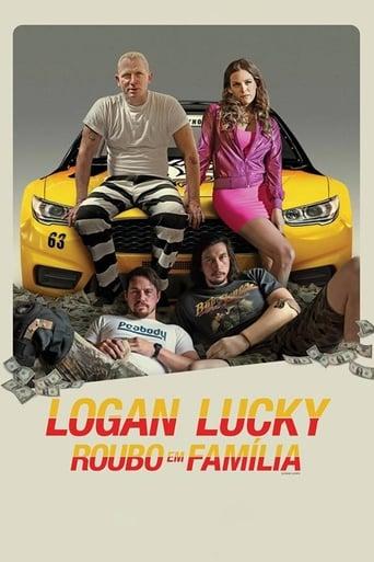 Assistir Logan Lucky - Roubo em Família online
