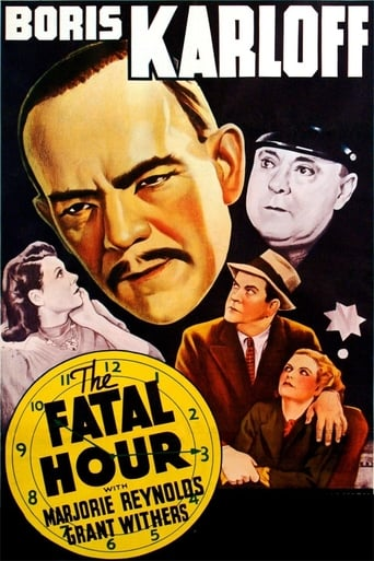 Poster of The Fatal Hour
