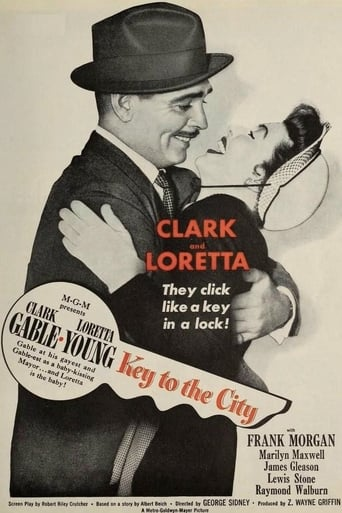 Poster of Key to the City