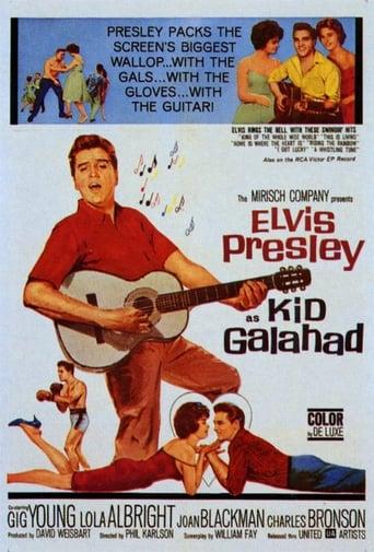 Poster of Kid Galahad