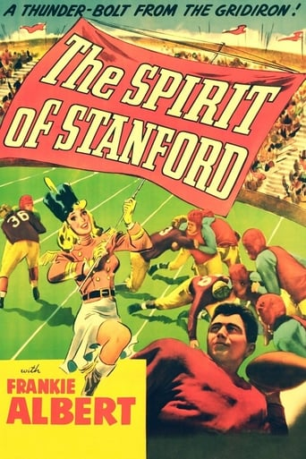 Poster of The Spirit of Stanford