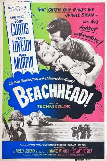 Watch Beachhead 1954 full online free