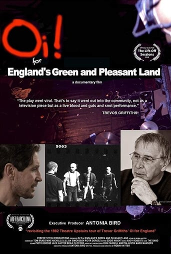 Poster of Oi For England's Green and Pleasant Land