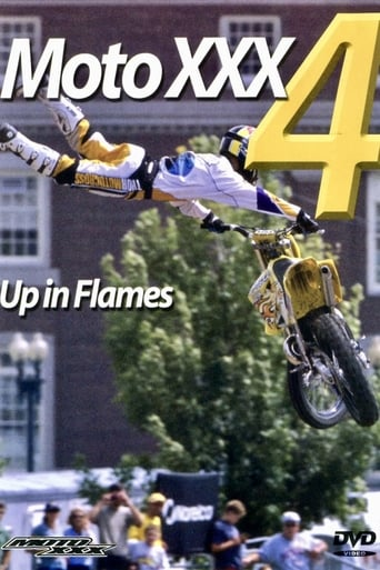 Moto XXX 4: Up in Flames Movie Poster