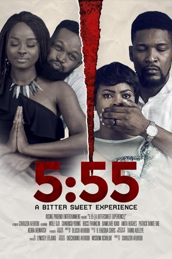 Poster Five Fifty Five (5:55)