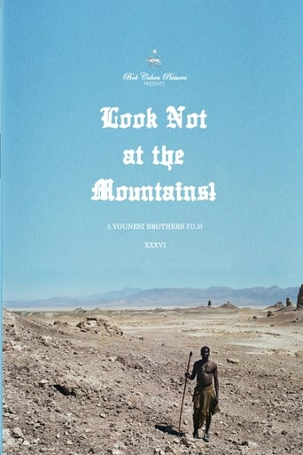 Poster of Look Not at the Mountains!