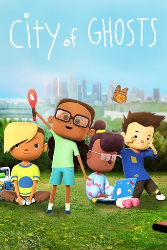 Watch City of Ghosts Free Movie Online