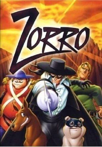 El Zorro: Serie Animada