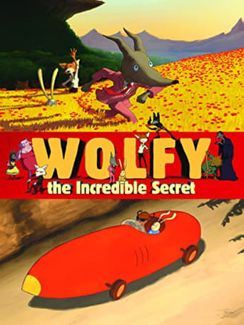 Poster of Wolfy: The Incredible Secret