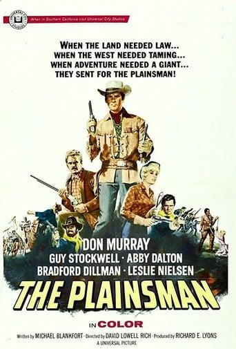 Poster of The Plainsman