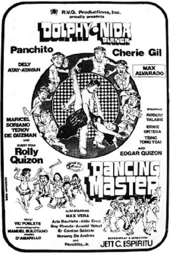 Poster of Dancing Master