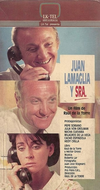 Poster of Juan Lamaglia y Sra.