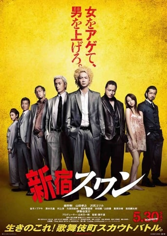 Poster of Shinjuku Swan