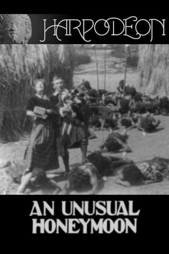 Poster of The Unusual Honeymoon