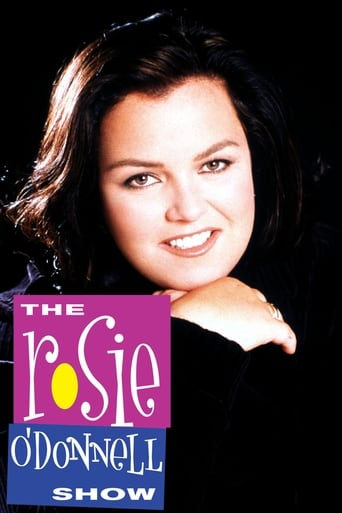 Poster of The Rosie O'Donnell Show