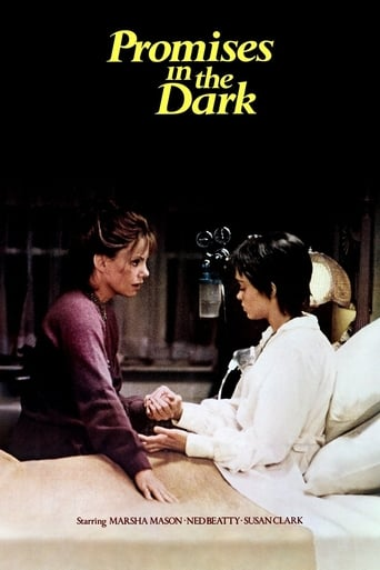 Poster of Promises in the Dark