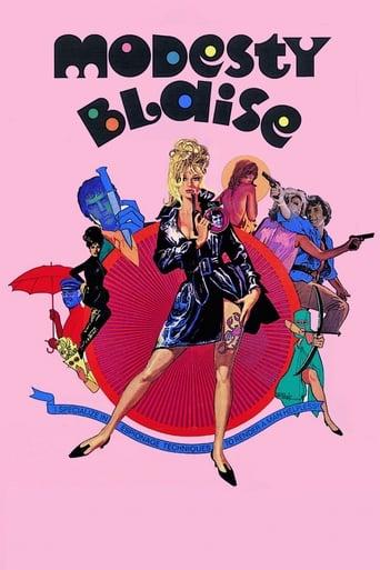 Modesty Blaise - Die tödliche Lady