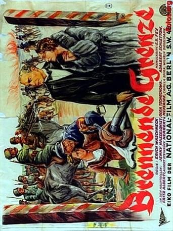 Poster of Brennende Grenze