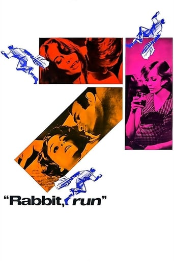 Poster of Rabbit, Run