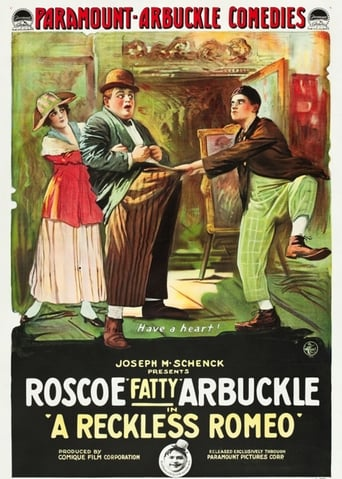Poster of A Reckless Romeo