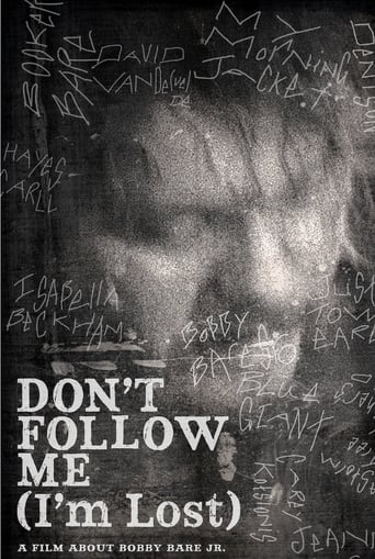 Bobby Bare Jr: Don't Follow Me (I'm Lost)