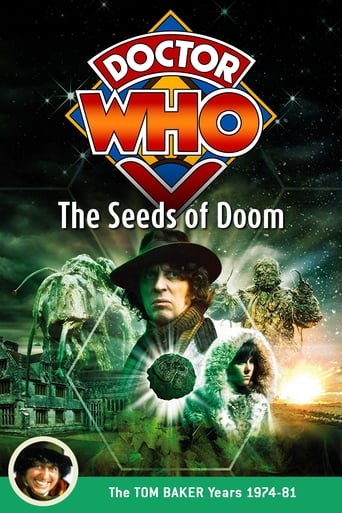 Doctor Who: The Seeds of Doom Movie Poster