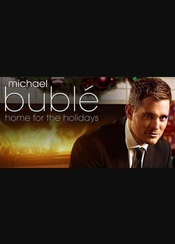 Poster of Michael Bublé: Home For The Holidays