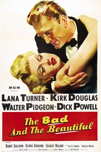 Poster of The Bad and the Beautiful