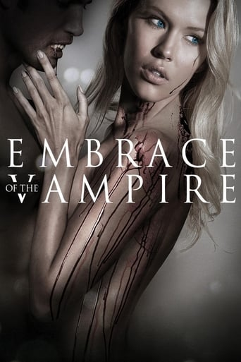 Embrace of the Vampire (2013) - poster