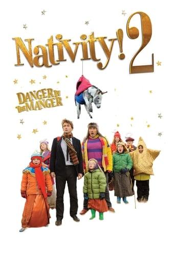 Poster of Nativity 2: Danger in the Manger!