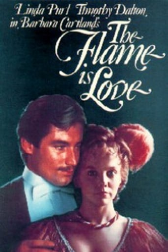 Poster of The Flame Is Love