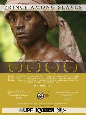 Poster of Prince Among Slaves