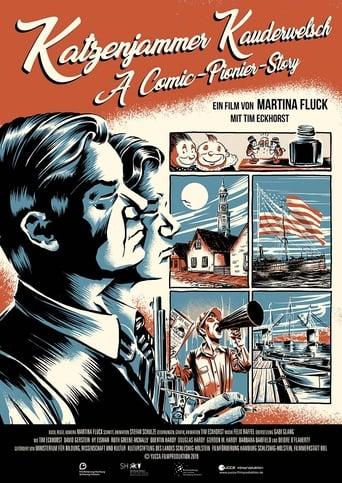 Katzenjammer Kauderwelsch: A Comic-Pionier-Story