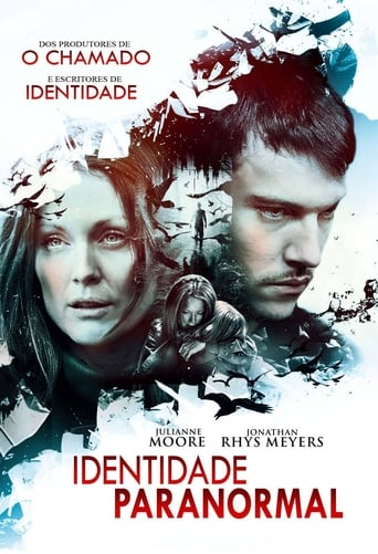 Identidade Paranormal - Poster