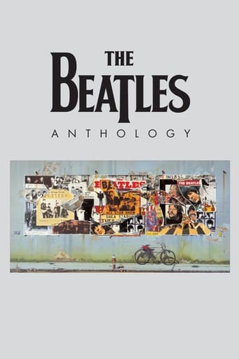 Poster of The Beatles Anthology