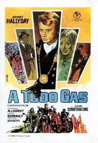 Poster of A todo gas