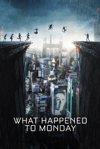 Poster of What Happened to Monday fragman