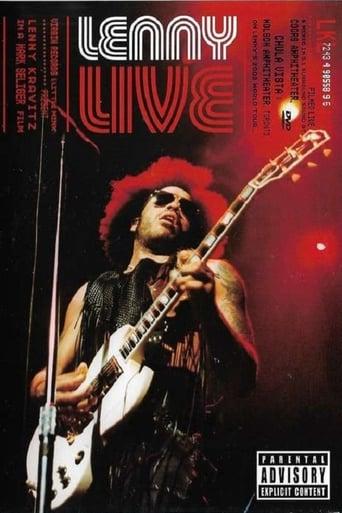 Lenny Kravitz - Lenny Live