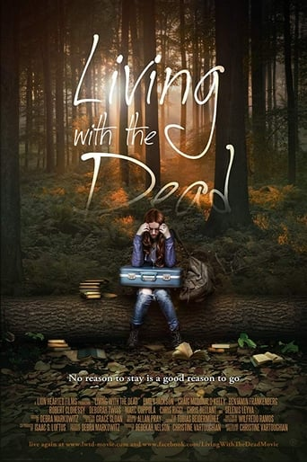 Poster of Living with the Dead: A Love Story