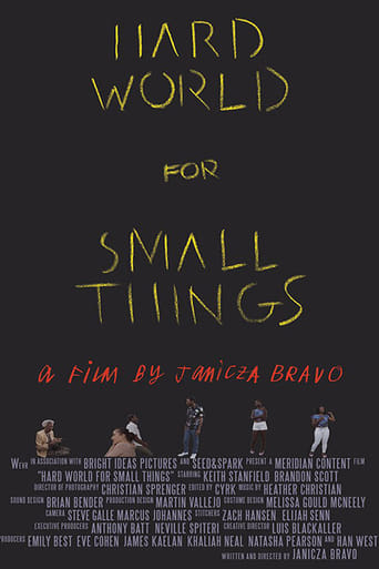 Poster of Hard World for Small Things