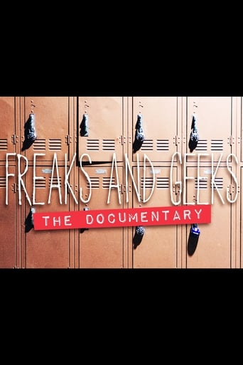 Poster of Freaks and Geeks: The Documentary