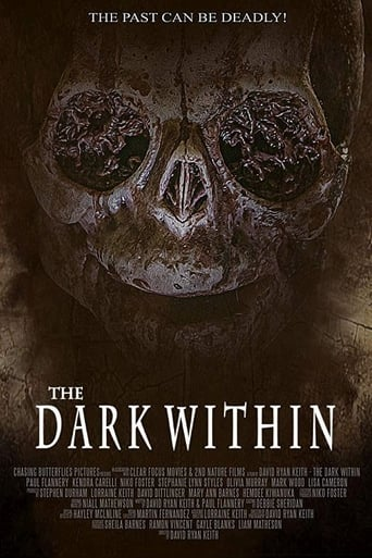 The Dark Within Poster
