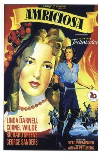 Poster of Ambiciosa